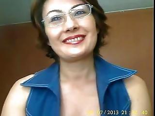 Madura Cachonda Regalona En Webcam