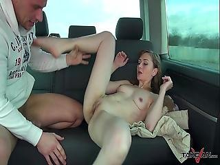 Takevan - Fake Date Turns Cool Milf Hot