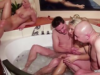 MILF anaali porno video