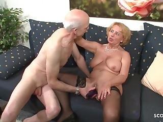 babcia bondage porno