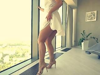 After Party In Vacation With Hot Girlfriend