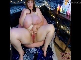 Chubby Teen With Fat Saggy Tits On Cam