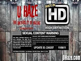 Public Hazing Games College Freshmen Sorority Pledgers - Uhaze.com