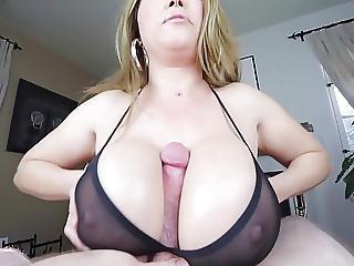 Busty blonde kh deepthroat blowjob swallow - 2 part 10