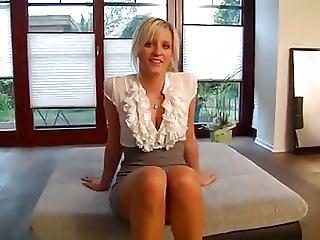 blonde, allemande