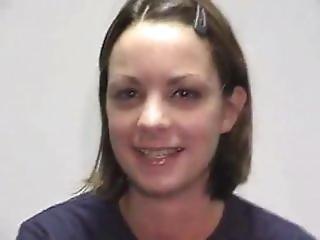 Brunette Teen Destruction Her Being Buttfucked