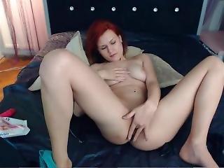 Masturbace, Ruské, Kouření, Webkamera