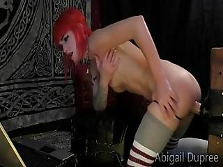 Creampie Fantasy With Abigail Dupree