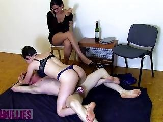 Wrestling In Chastity