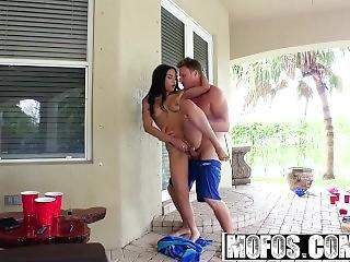 Mofos - Latina Sex Tapes - Horny Latina Works That Pussy Starring Maya Bijo