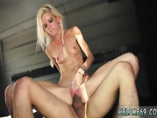 Brazilian Extreme Halle Von Is In Town On Vacation With Her Boyplaymate.