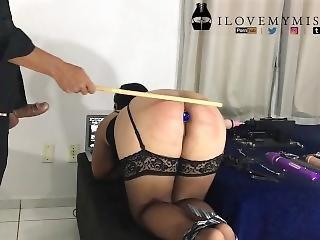Spank Me, Fuck Me And Ceampie Me. Punishment Session Part1