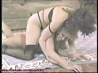 Catfight 80s Blonde V Brunette
