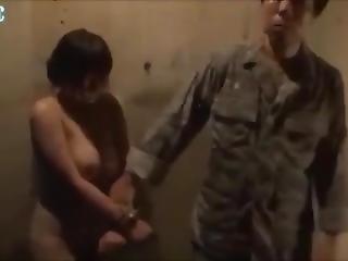 Japanese Female Prisoners Get Clean