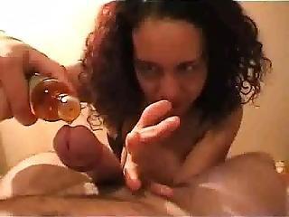 Sexy Woman Handjob Tease