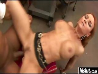 Milf Gets A Big Black Cock