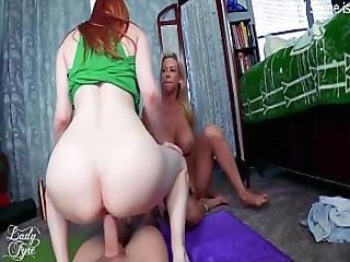 Moms Impregnated On Mother S Day Alexis Fawx And Lady Fyre