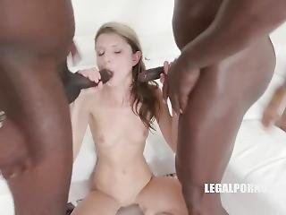 Legalporno Trailer - Gina Gerson Starts To Have Fun With Bbc Shower Iv171
