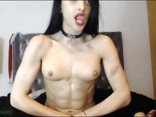 kamera pige, fetish, alene