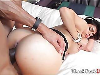 Middle Eastern Teen With Big Tits Banged By Black Boner