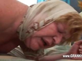 Ultra Luxury And Sexy Granny With My Brother