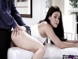 Secret Affair Of Kimbwere To Stepdad