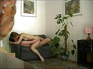 Horny Milf Love Young Boy