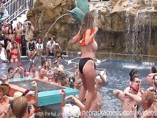 College, Exgf, Flashing, Florida, Gorgeous, Innocent, Party, Pool, Public, School, Wild, Young