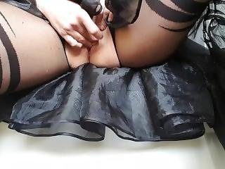 Playing With My Pussy Until I Squirt So Hard