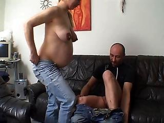 Beauty German Pregnant Milf Pregnant 31of46