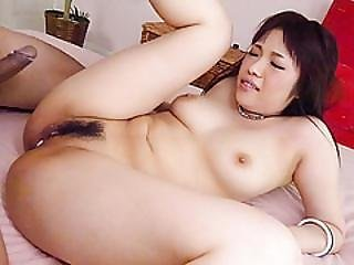 Yuri Sato, Big Tits Gal, Enjoys Harsh Sex