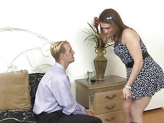 Broche, Ejaculação, Facial, Punheta, Masturbação, Transexual, Tgirl, Transexual