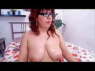 Handjob Milf Sexy Sur Caméra