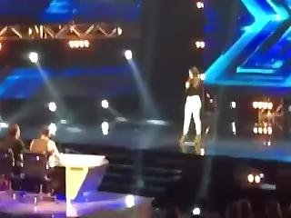 Angelmelly Xfactor Audition (gamer Hits Xfactor, Experience)