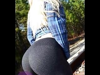 My Girlfriend From School Gets Fucked By Big Dick