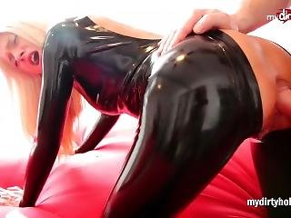 Mydirtyhobby - Latex Slut On Fuck Rampage