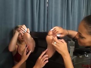 Tickling Male