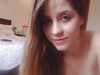 Amatør, Babe, Brunette, Dildo, Blonder, Onanering, Speil, Ridning, Tenåring, Webcam