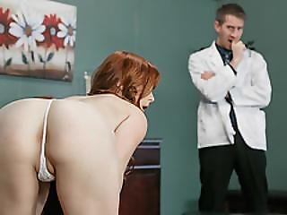 A Medical Exam That Gets Slutty Babe Penny Pax Deeply Fuck In The Ass
