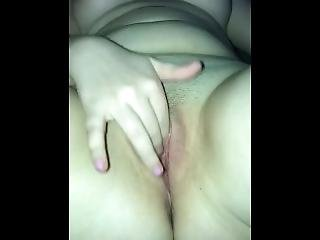 Horny Teen Plays With Herself