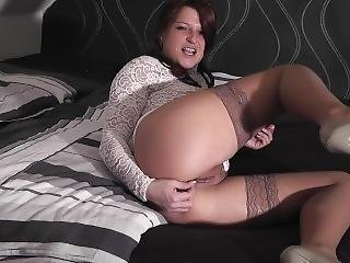 Lollipop In Pussy And Licking