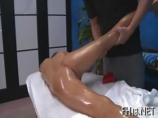 After Massage Sex
