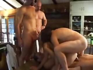 Amateur, Double Penetration, Dp, Gangbang, Hardcore, Penetration, Wife