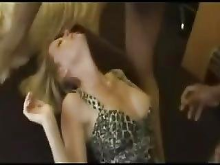Slut Wife Gets Used And Gangbaged By Bbc