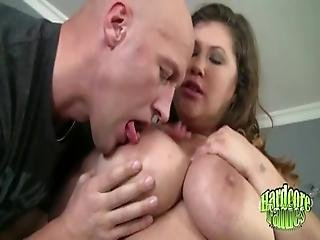 Cock Sucking Bbw Kc Parker Stripped