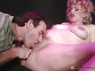 In The Mouth Pregnant Bitch Shoves His Dick