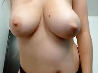 Huge Perfect Milky Boobs Latina On Webcam Cumming