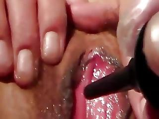 Amateur, Cunt, Masturbation, Mature, Vibrator, Wet