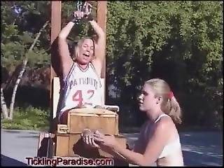 Basket Tickling