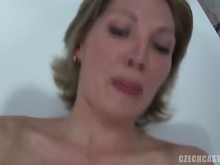 Czech Viktorie In Ass